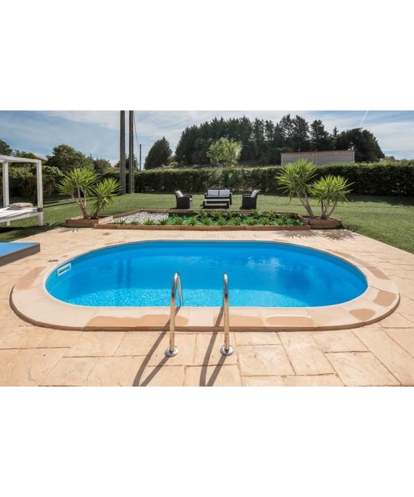 Kpeov7059m moorea piscine interrate in acciaio h 151 dim - Piscine interrate in acciaio ...