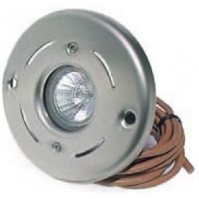 FARO ALOGENO N-LIGHT 50 INOX&ABS